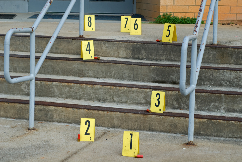 crime scene investigation degree